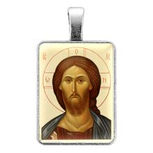 ALE306 Нательная иконка Господь Вседержитель