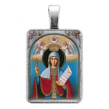 ALE312 Нательная иконка Великомученица Параскева Пятница