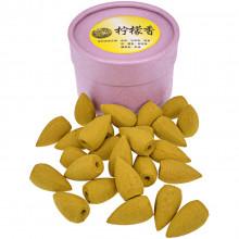 """BCN001-14 Благовония """"пуля"""" ~25 шт., лимон"""
