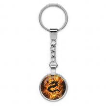 BK-ALK105 Брелок Огненный дракон