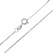 CN003-3 Тонкая цепочка для кулона 43,5см нержавеющая сталь
