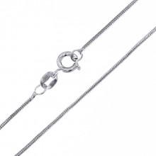 CN003-4 Тонкая цепочка для кулона 42,5см нержавеющая сталь