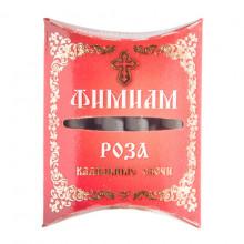FS-KSM008 Фимиам кадильные свечи Роза, малые