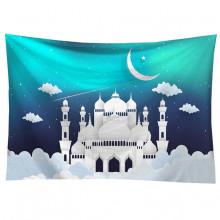 GB015 Гобелен Мечеть 95х73см