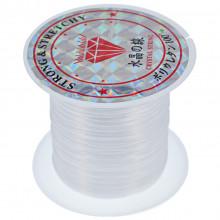 IN010-2 Спандекс для браслетов 10м, цвет белый