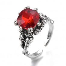 KL074 Кольцо Перстень Судьбы 19мм открытое