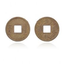 MN014-24 Китайская сувенирная монета, d.24мм