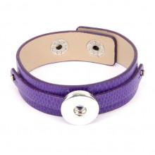NSB-002-3 Браслет-основа, фиолетовый