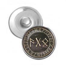 NSK023 Кнопка 18,5мм Укрепление семьи
