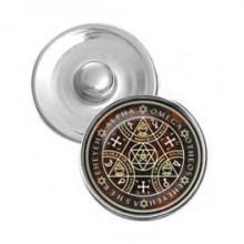 NSK094 Кнопка 18,5мм Тетраграмматон