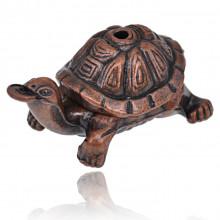 PBK008-C Подставка для благовоний Черепаха, цвет медный