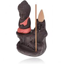 PBKS045 Подставка для благовоний Будда, 6х8х12см, керамика
