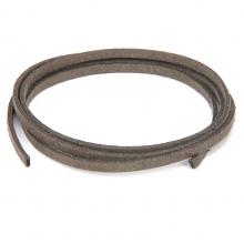 SHZ1130 Замшевый шнурок для амулета, цвет серо-зелёный