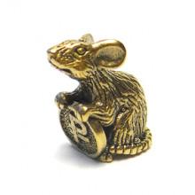 SP-K-17 Кошельковый сувенир Мышка с монетой