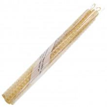 SVM11-08 Набор свечей из вощины с травой Зверобой 3шт., время горения > 1,5ч