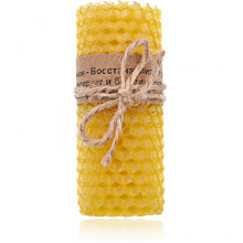 SVM13-07 Свеча с аромамаслом Лимон, 8,5см