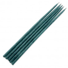 SVM2-V Свеча магическая 18х0,6см, время горения более 35мин., 100% воск, цвет синий