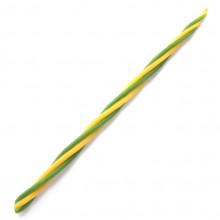 SVM7-05 Скрутка из 4-х свечей Работа и карьера, 100% воск, 21см, 2 зелён., 2 жёлт.