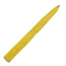 SWD018-01 Катаная восковая свеча Жёлтая, 15х1см