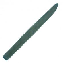 SWD018-04 Катаная восковая свеча Зелёная, 15х1см
