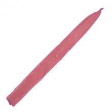 SWD018-05 Катаная восковая свеча Розовая, 15х1см