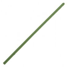 SWD023-02 Литая восковая свеча 20х0,6см, 1 час, цвет зелёный
