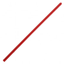 SWD023-03 Литая восковая свеча 20х0,6см, 1 час, цвет красный