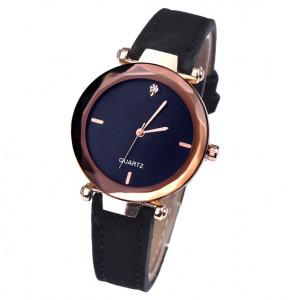 WA030-BK Часы наручные черные