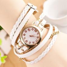 WA042-W Часы - браслет, цвет белый