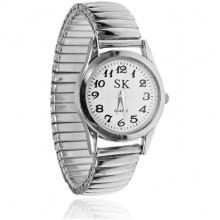 WA097-2 Наручные часы, d.2,5см, цвет серебряный