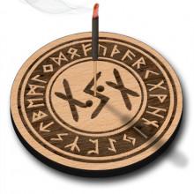 XP011 Подставка для благовоний Нейтрализация негатива, бук