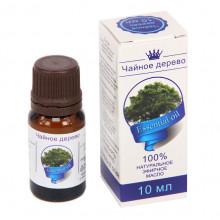 Планета Ароматов эфирное масло 10 мл Чайное дерево